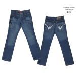Calça Jeans Masculina Boy SLD J03