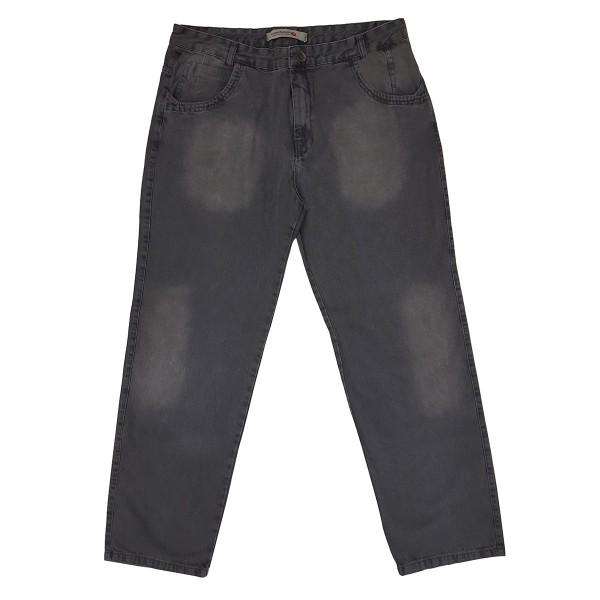 Calça Jeans Masculina Boy Bolso Frontal Baixo Risc