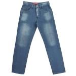 Calça Jeans Masculina Boy Bolso Chapado