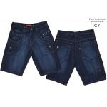 Bermuda Jeans Masculina Boy SLD J01