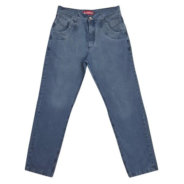 Calça Jeans Masculina Boy Bolso Frontal Baixo