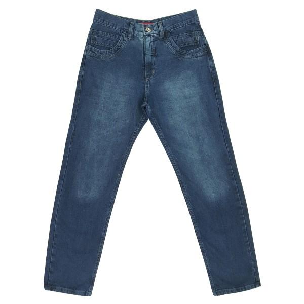 Calça Jeans Masculina Modinha Bolso Frontal Baixo