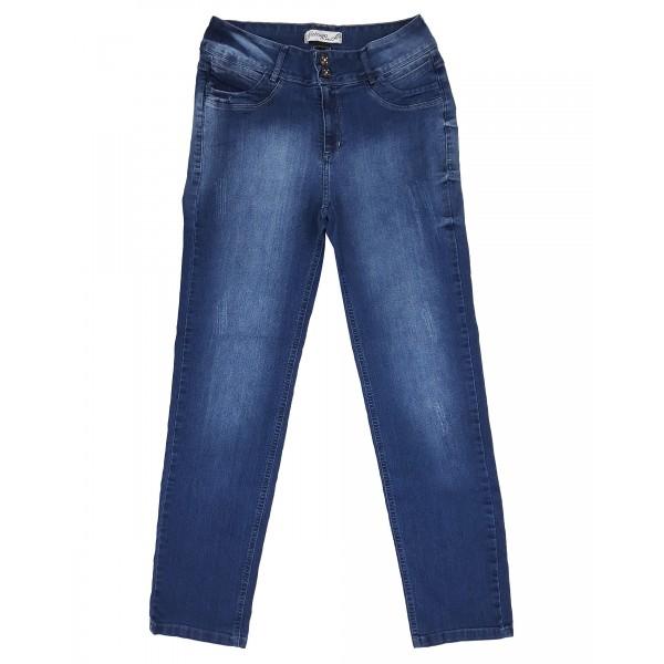 Calça Jeans Feminina Cintura Alta Upass Trancoso 1