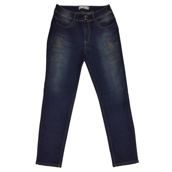 Calça Jeans Feminina Cintura Alta Upass Maia 1