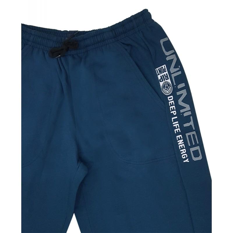 1d7cd1e90b5b Calça Moletom Masculina Rippoint Cor: Azul Cor: Azul Petróleo Cor: Azul  Petróleo ...