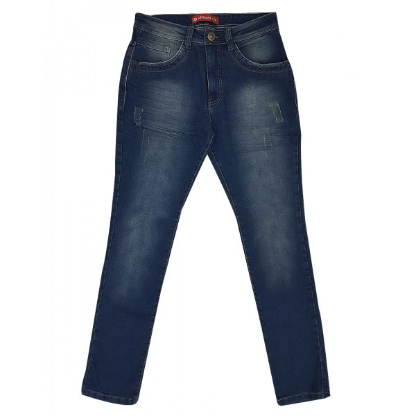 Calça Jeans Masculina Slim Lycra