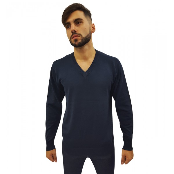 Suéter Masculino Gola V